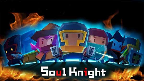 Soul Knight Mod Apk Anakadam