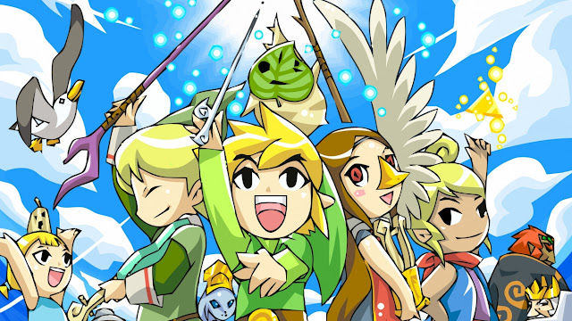 Legend of Zelda: Wind Waker