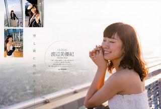 Watanabe Miyuki 渡辺美優紀 Images Collection