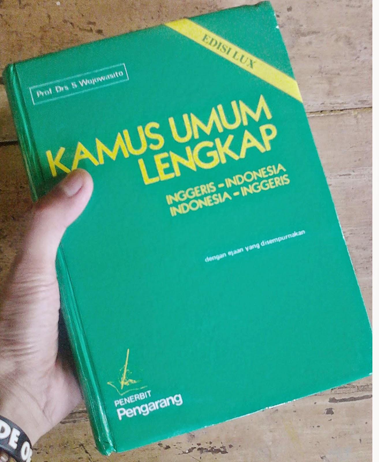 kamus bahasa inggris lengkap, belajar bahasa inggris, kamus wojowasito