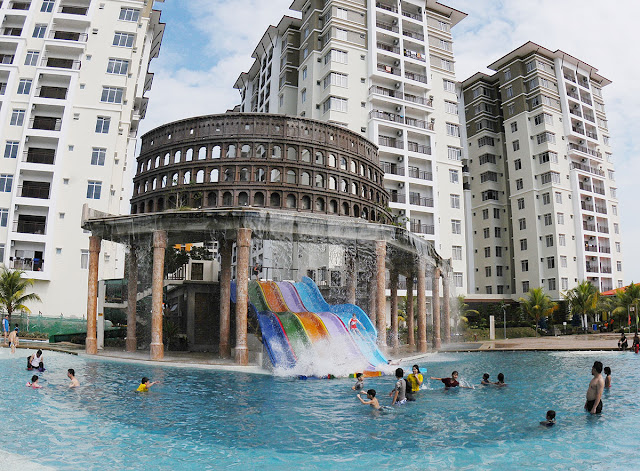 Bayou Lagoon Park Resort, Waterpark