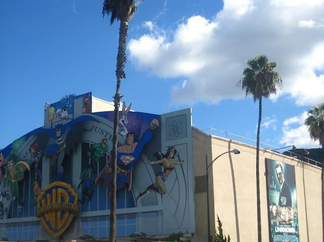 Estúdios Warner Bros. em Los Angeles