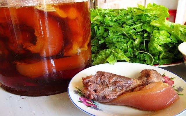Những món cổ truyền không thể thiếu trong ngày tết của người dân Đà Nẵng