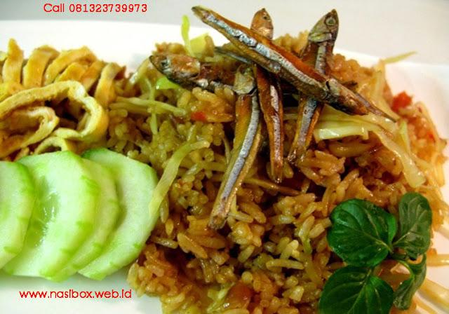 Resep nasi goreng teri nasi box cimanggu ciwidey
