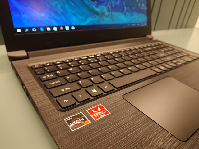 Review Acer Aspire 3 Ryzen Series