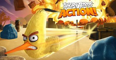تحميل لعبة Angry Birds Action