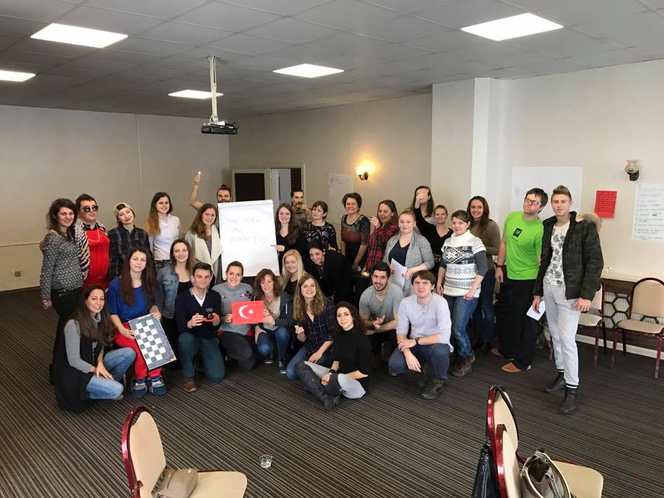 nyhsharing: Conflict Transformation through Culture Training