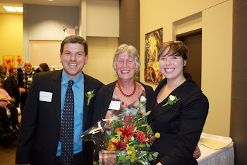 Sue Jamieson, Olmstead Attorney, Receives Emory Award February 2012