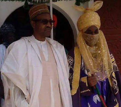 sanusi against buhari foreign loan