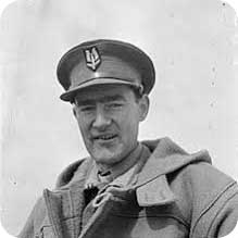 David Stirling a founding member of the British SAS