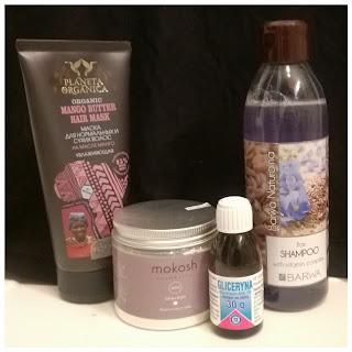 kosmetyki niedziela dla włosów