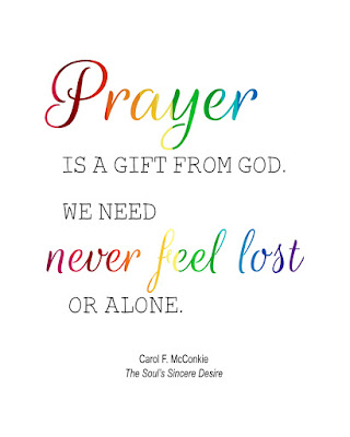 Printable quote about prayer