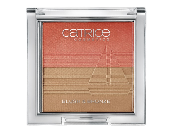 CATRICE Travelight Story Blush Bronze