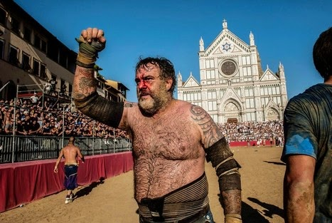 10 Facts about Calcio Fiorentino