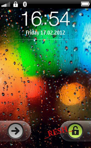 Mobile Asia : Android Colors Theme For Nokia symbian 3 Anna