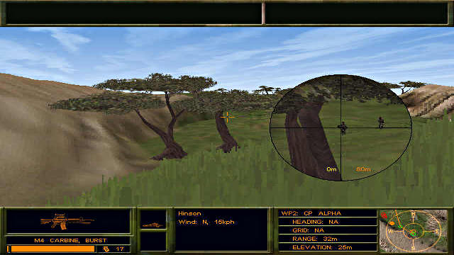 Delta Force 2 (Demo) - Image du Jeu