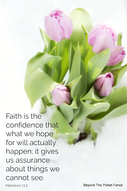 short Easter devotional on hope