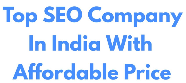 SEO Company In India With Affordable Price