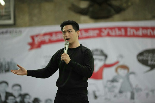 Rico Huang 6 Tips Untuk Menjadi Seorang Pengusaha