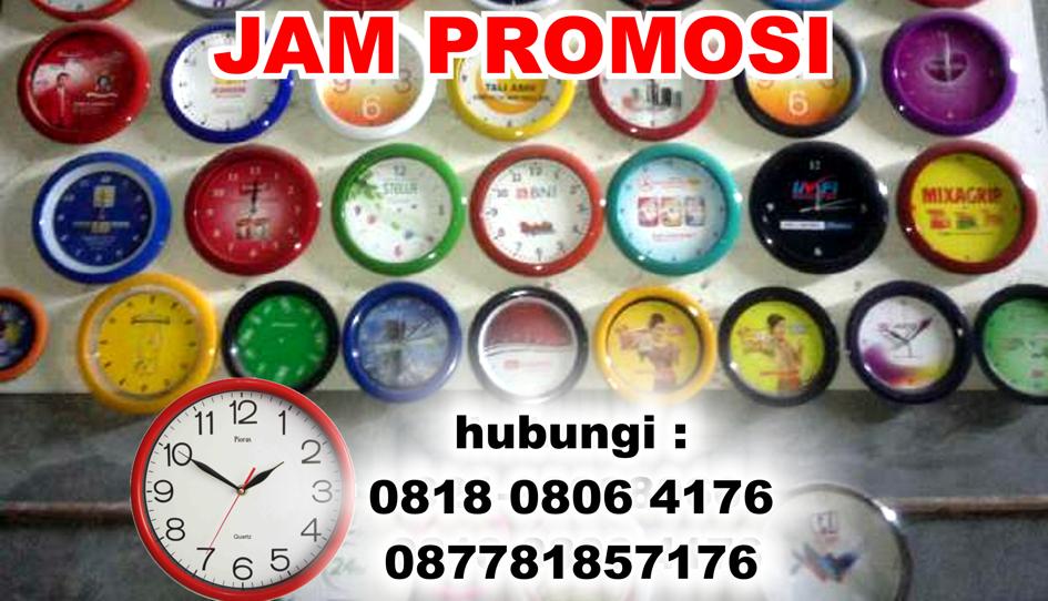 Jual Jam Dinding Promosi dengan harga murah di Jakarta dan Tangerang ... c3896a5ce4