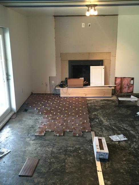 DIY-tile-flooring