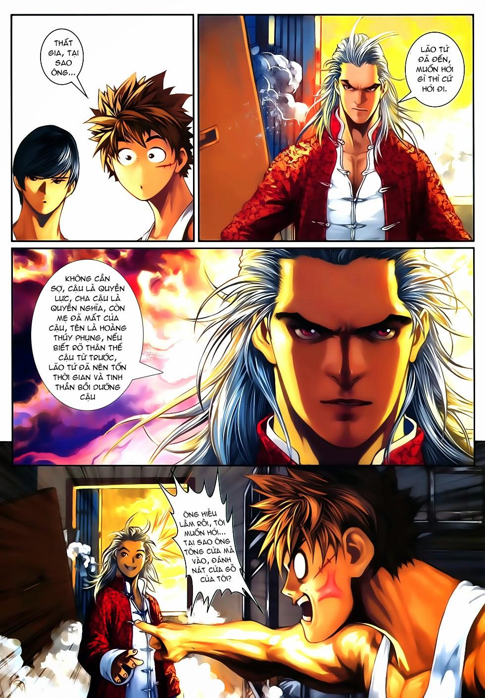 Quyền Đạo chapter 10 trang 22