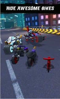 LEGO® NINJAGO®: Ride Ninja Apk v9.3.280 Mod Money For Android