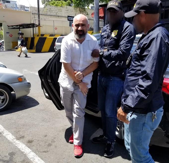 Apresan extranjero que se disfrazaba de turista en Cabarete, estaba prófugo de Francia por blanqueo de capitales y otros delitos