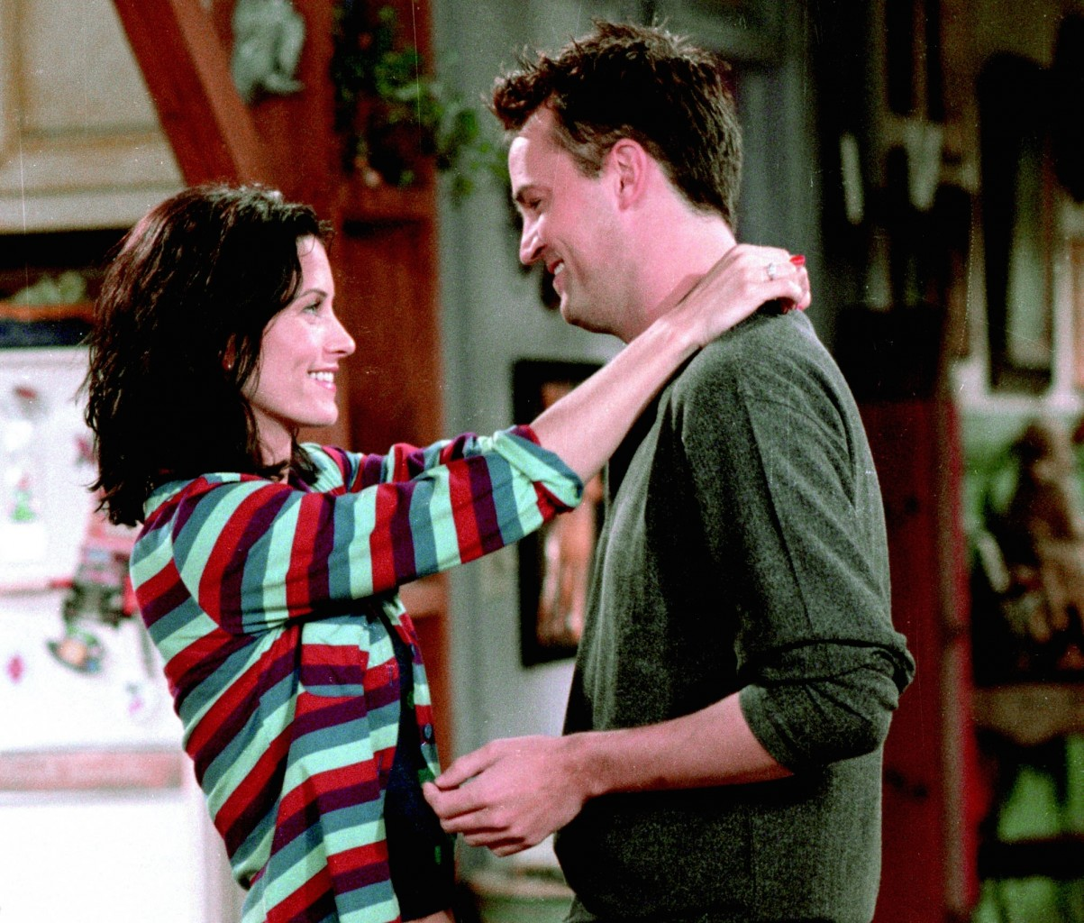 mitos sobre el matrimonio chandler and monica