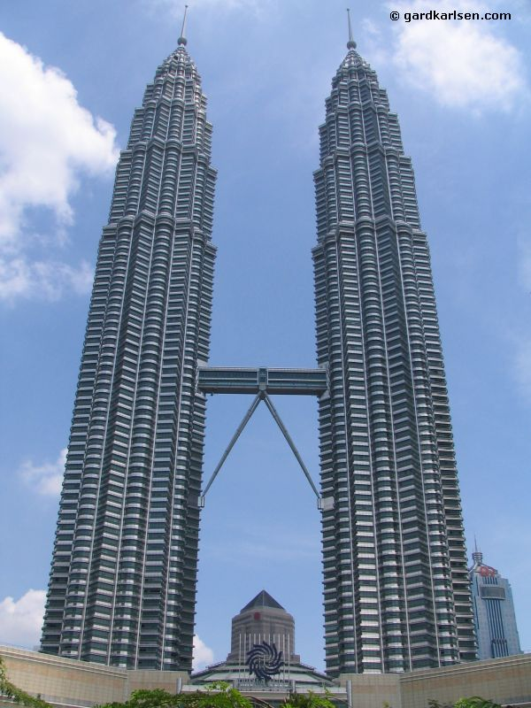 best structures petronas towers kuala lumpur malaysia