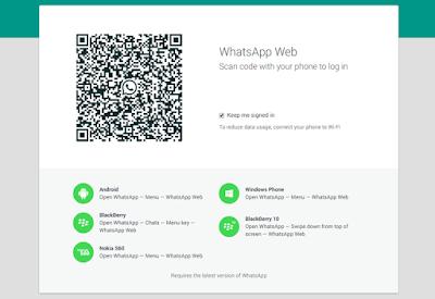 Cara Membuka Whatsapp di Komputer / PC Terbaru 2018
