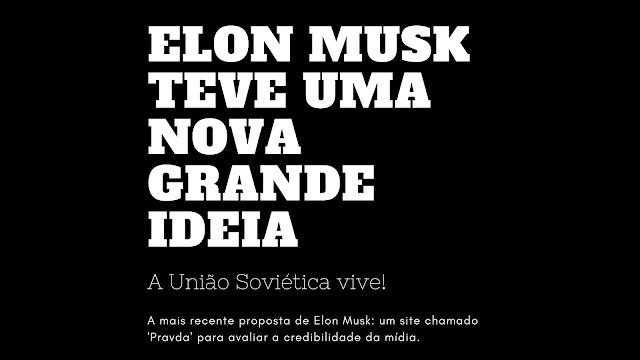 Elon Musk: Pravda