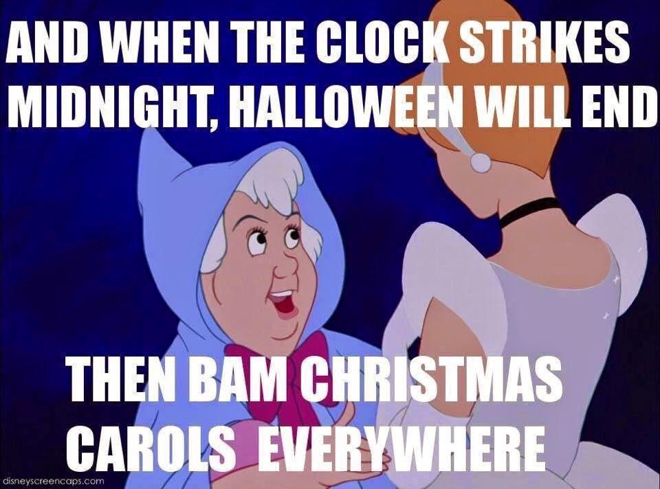 Christmas Carols EVERYWHERE!