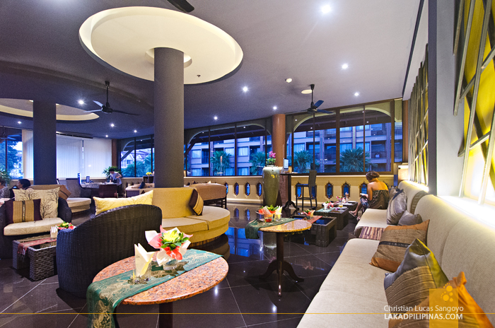 Novotel Phuket Vintage Park Resort Lobby Lounge