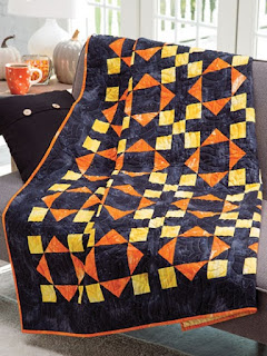 Black Yellow and Orange Great colors for fall quilts