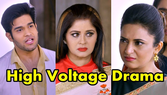High Voltage Drama ahead in Yeh Hai Mohabbatein