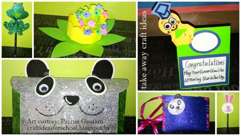 Art Craft Ideas And Bulletin Boards For Elementary Schools Take