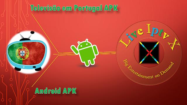 Televisão em Portugal APK