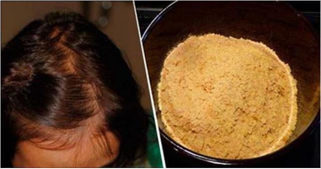 ¡Remedio casero para evitar la caída del cabello y acelerar su crecimiento en un 100%