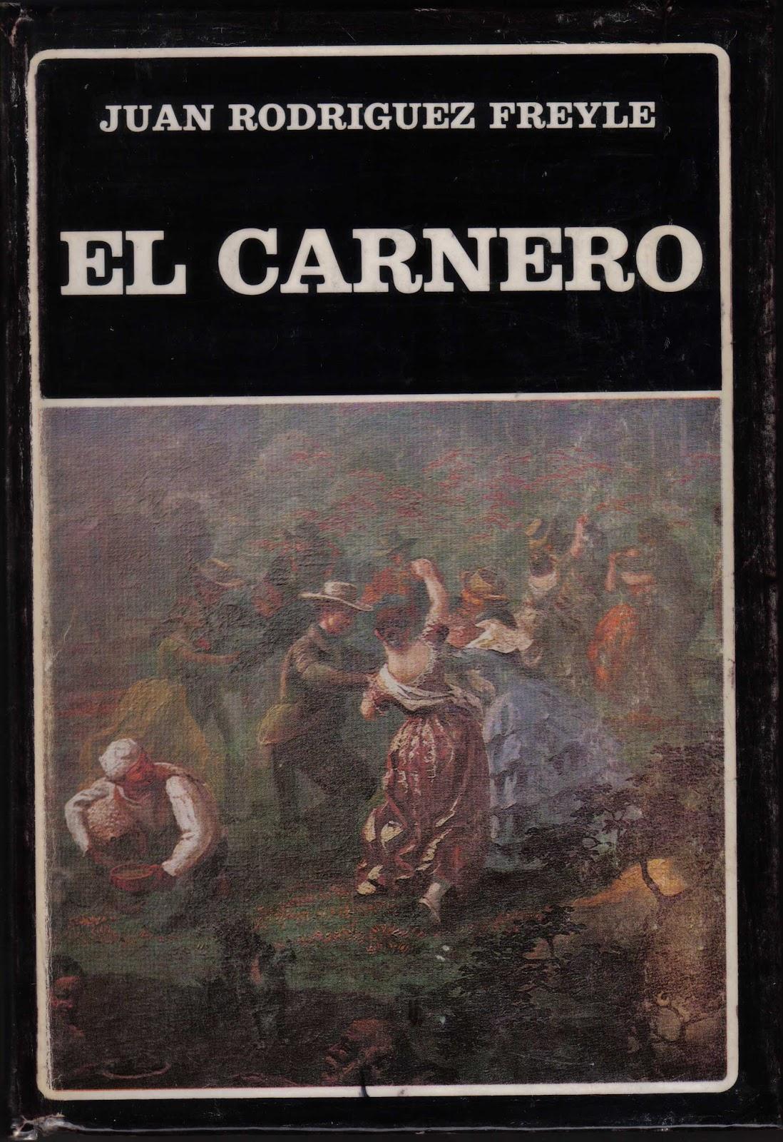 """El Carnero: EDICIONES Y MANUSCRITOS DE """"EL CARNERO"""""""