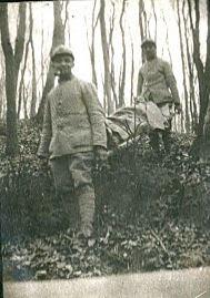 1914/1918 les ambulanciers