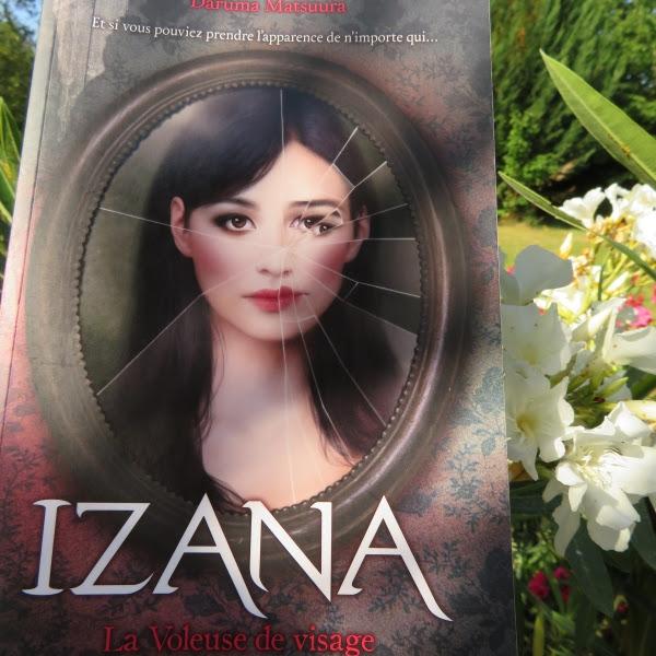 Izana : La voleuse de visage de Daruma Matsuura