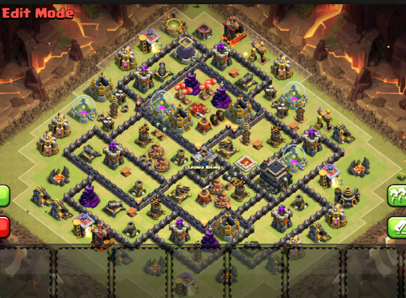 base anti queen walk untuk th 9