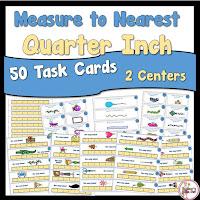 Measure to Nearest Quarter Inch