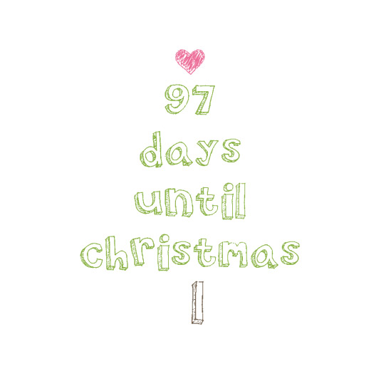 How Many Days Before Christmas.Creme De La Gems How Many Days Until Christmas