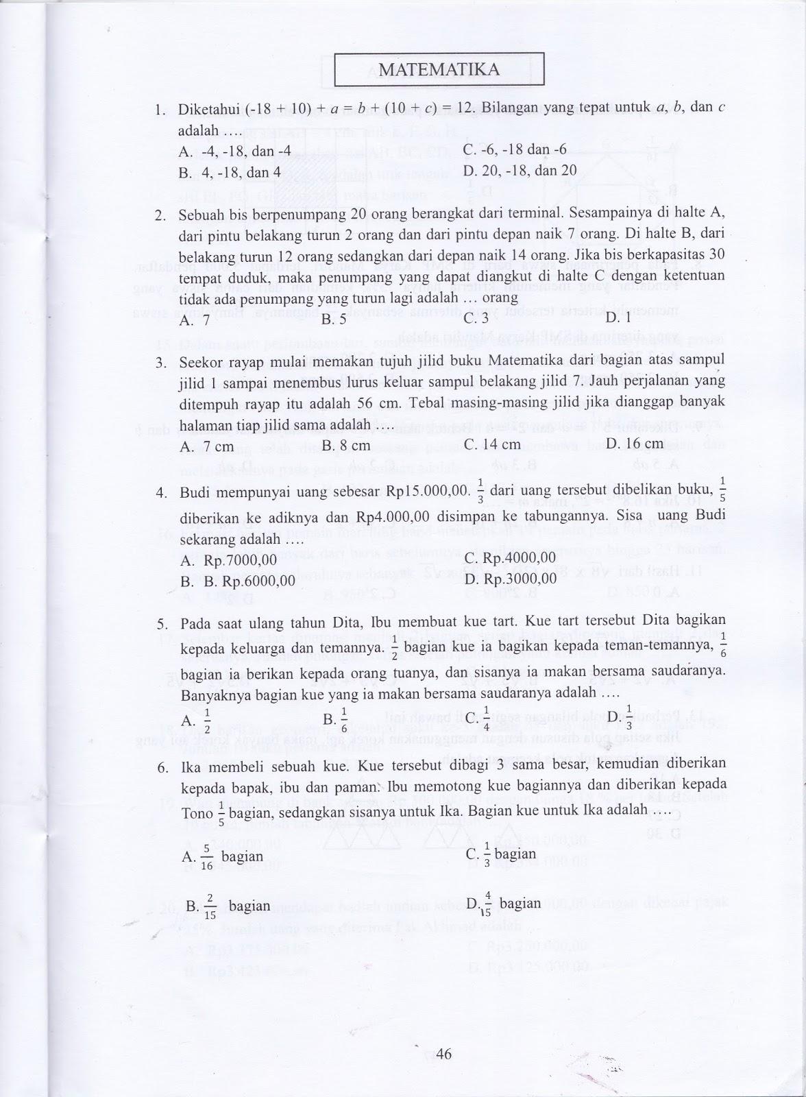 Soal Latihan Turunan Aljabar Latihan Soal Garis Istimewa Pada Segitiga Matematika Latihan 1