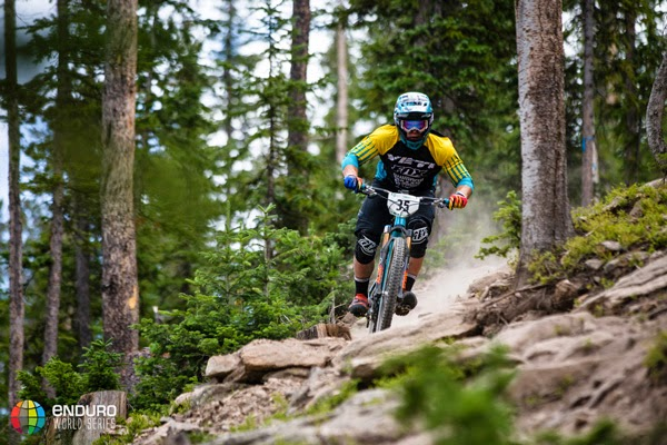 2014 Enduro World Series: Colorado, USA - Day 1 Highlights