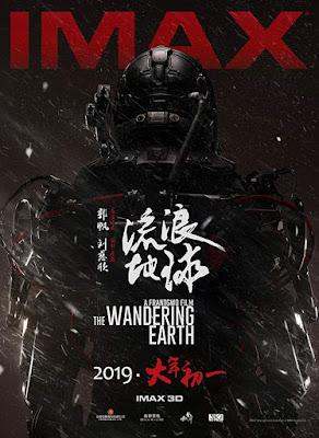 The Wandering Earth 2019 Custom HD Sub