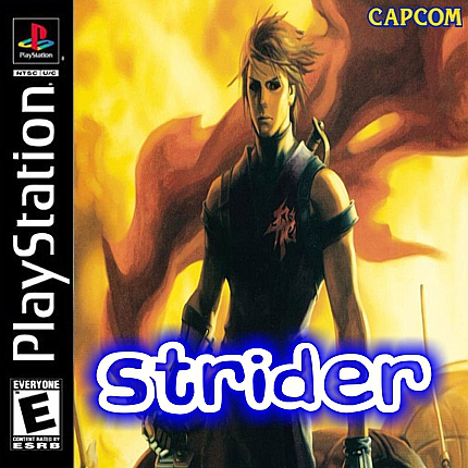 Strider - PS1 - ISOs Download