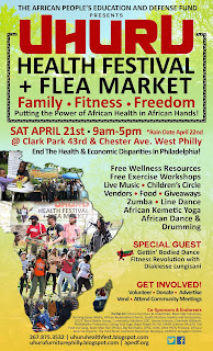 Click on the picture to check out our Health Festival Facebook Page!